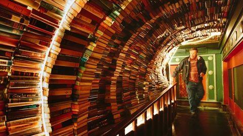 Csodás könyvesboltok, ahol szívesen körülnéznénk – fotók