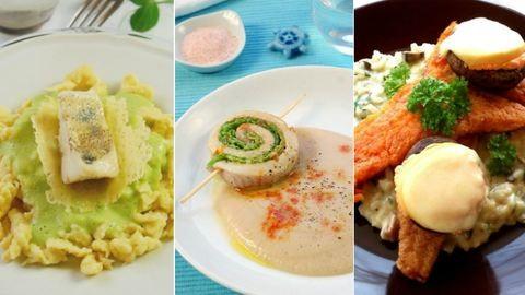 Kösz a halakat! – 8 halas recept az ünnepi asztalra