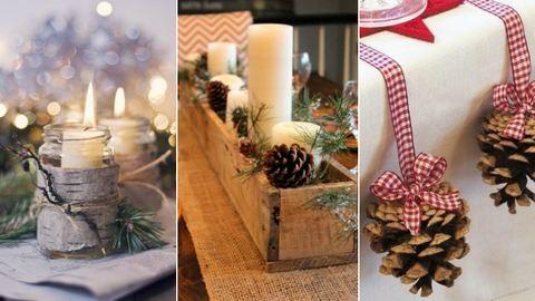Így dekoráld az ünnepi asztalt! 30 ötletünk van hozzá