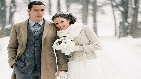 Ne fázz az esküvődön!