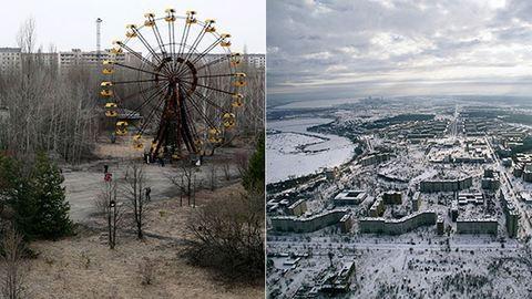 Így néz ki Csernobil ma – videó