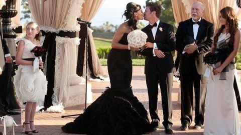 Fekete menyasszonyi ruha? Miért ne?! – fotók