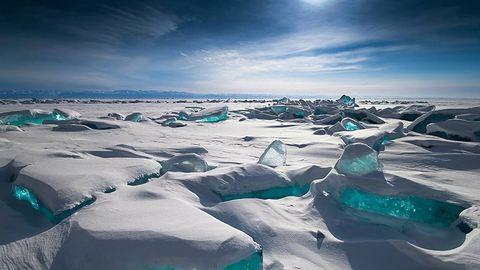 15 ámulatba ejtő fotó a jég birodalmából