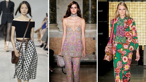 Asztalterítő-kockák és hippisikk – ez lesz a divat 2015-ben