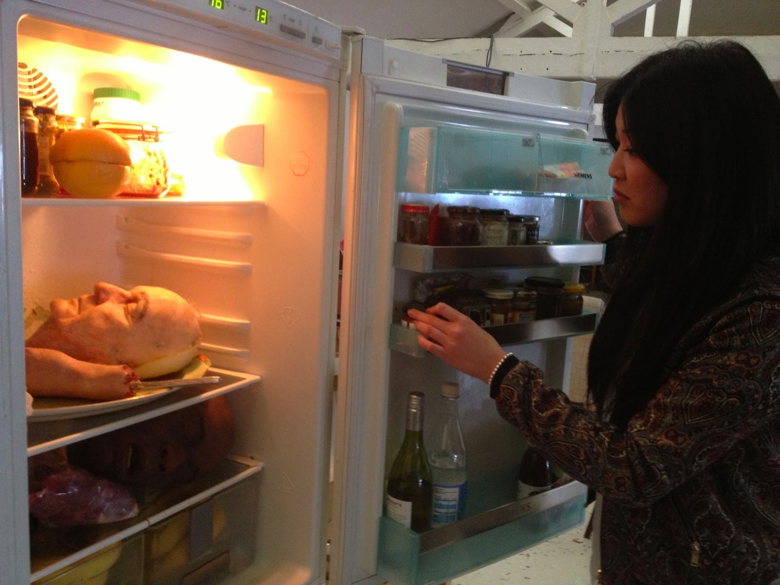 Mutasd a hűtődet, megmondom ki vagy