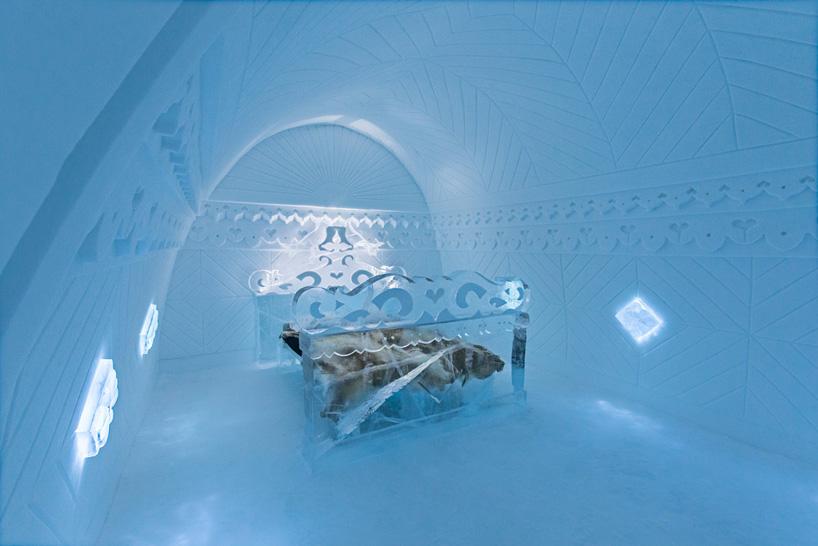 Megnyílt a világ legnagyobb jéghotele