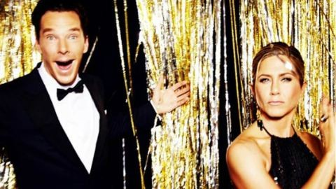 Így őrültek meg a sztárok a Golden Globe kulisszái mögött – galéria