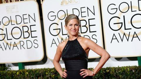 Golden Globe: Jennifer Aniston megmarkolta Kate Hudson fenekét