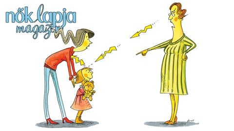 Vekerdy: Kötelező menni az anyóshoz a gyerekkel?