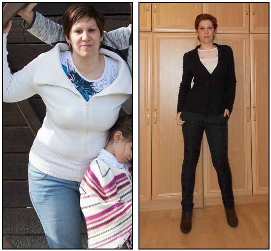 Nagy fogyás: 3 magyar nő, akinek sikerült