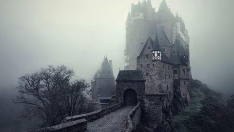 A Grimm meséket idézik meg a lélegzetelállító fotók