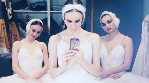 Ilyen a balett-táncos élete a kulisszák mögött – fotók