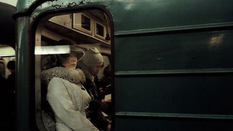 Így néz ki a moszkvai metró – fotók