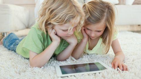 A tablet az új bébiszitter?