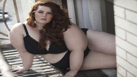 Tess Holiday, a legnagyobb plus size modell