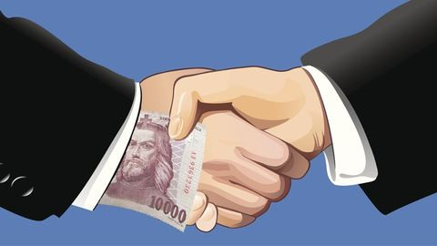 Mindennapi korrupció: még mindig jár a hálapénz