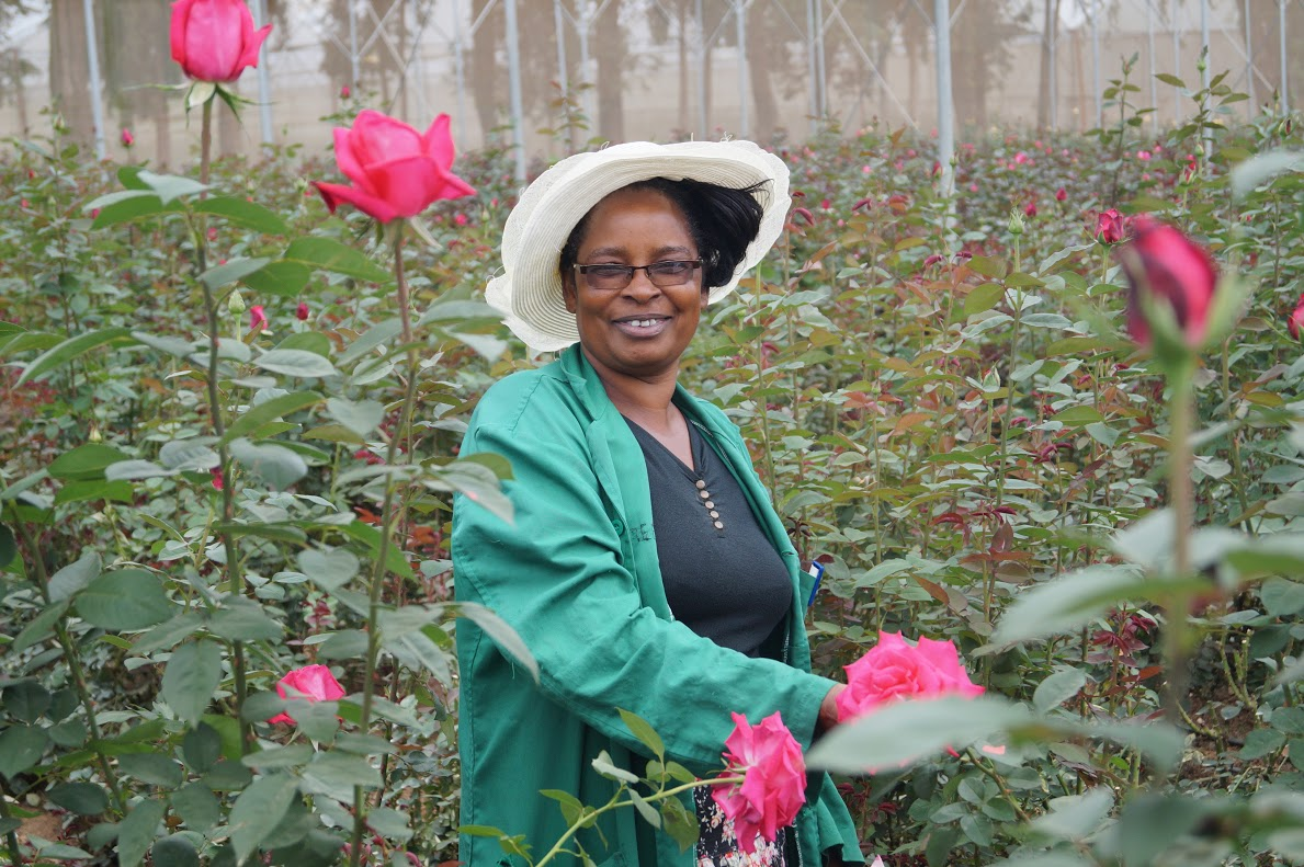 Rebecca Muthiani, a