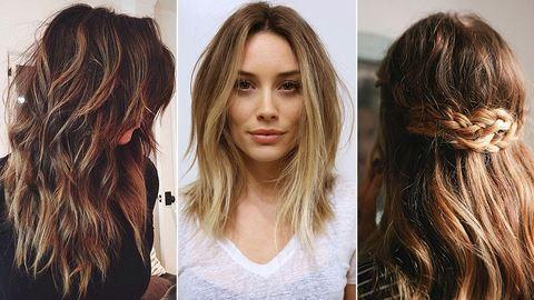2015 legütősebb frizuratrendje a balayage