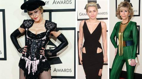 Grammy 2015: Nézd meg a legjobb és a legrosszabb ruhákat!