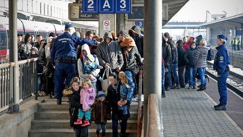 """Menekültáradat: """"Nincs munka, semmi sincs, csak a maffiózók"""""""
