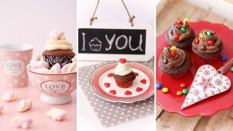 3 muffin: ezzel a finomsággal lepd meg a kedvesed Valentin-napra!