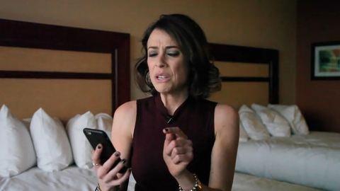 Így reagálnak a nők, ha hímvesszőt látnak – videó
