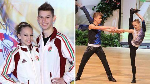 Két tizenéves magyar, akik körbetáncolták Európát