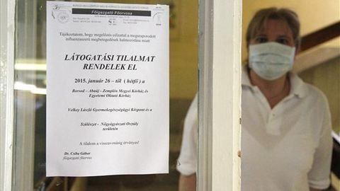 Influenza: már 21 európai országban tombol a járvány