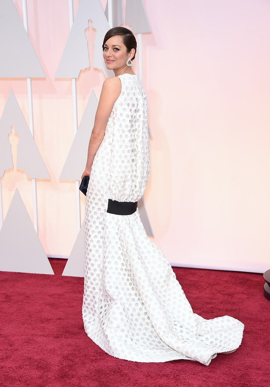 Oscar 2015: a vörösszőnyeg leg-leg-leg ruhái