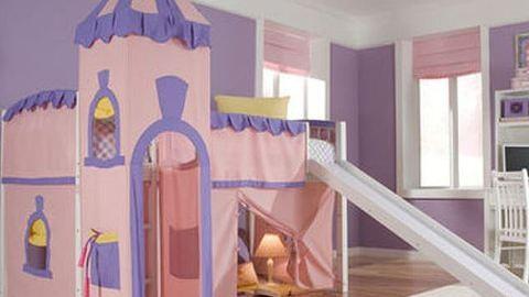 7 bámulatos gyerekszoba-berendezési ötlet – fotók