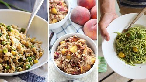 Gyors és egészséges reggeli-, ebéd- és vacsorareceptek 10 perc alatt