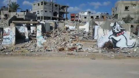 A Gázai övezetről ilyen turistavideót még nem láttál!