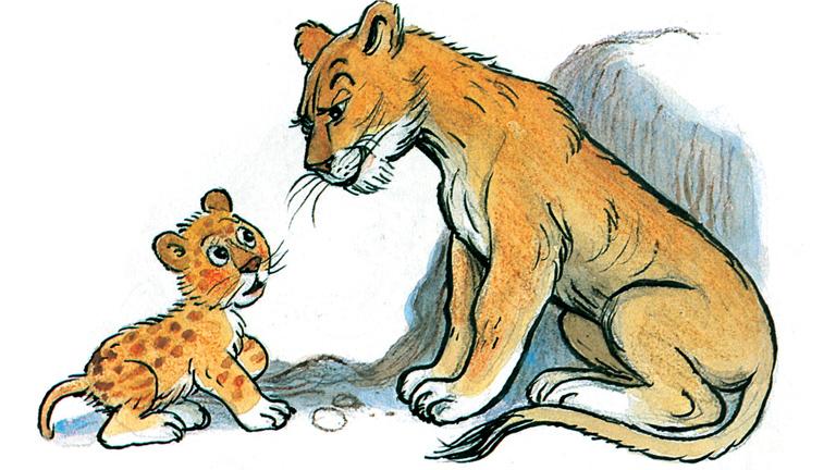 Mihail Pljackovszkij: A buta oroszlánkölyök