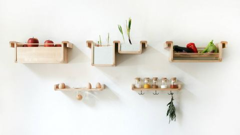 Okos dizájnmegoldások: így tárold a kaját hűtő nélkül
