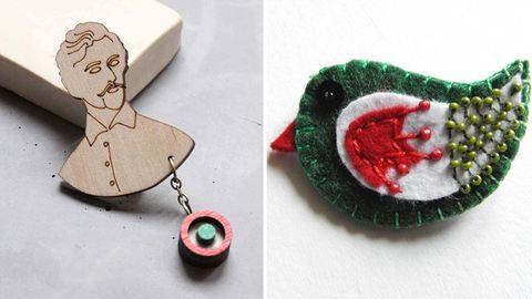 Március 15.: különleges kokárdák, magyar kézművesektől