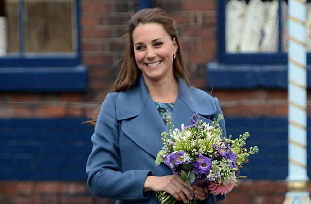Megváloztatta Katalin hercegné szépségápolási szokásait a várandósság