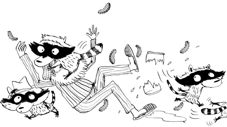 Andrew Cope: Mosómedvék akcióban