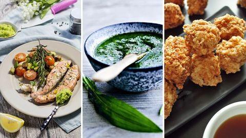 Medvehagyma, újhagyma: főzzünk friss, tavaszi zöldekkel!
