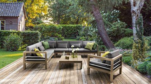 Ilyen a kerti divat 2015-ben: a kert az új nappali