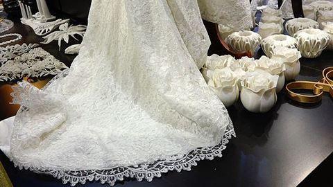 Ilyenek lesznek a jövő esküvői ruhái – fotók