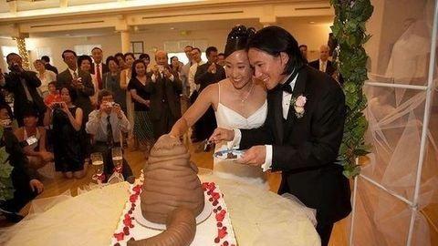 Ezek a világ legrondább esküvői tortái
