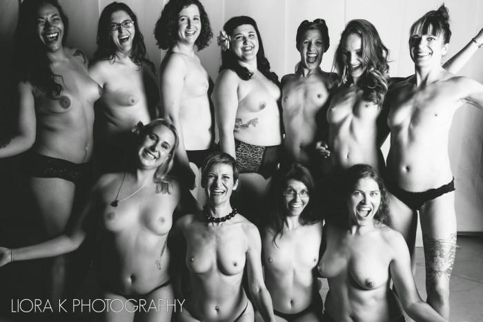 Teljesen hétköznapi nők teste retusálás nélkül