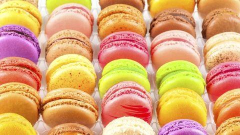 Macaronnap: kép- és gifcunami a legkreatívabb édességről