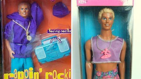 Nosztalgia: így nézett ki Ken a 90-es években