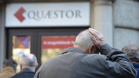 """Quaestor-ügy: """"20 év megtakarítása ment a kukába"""""""