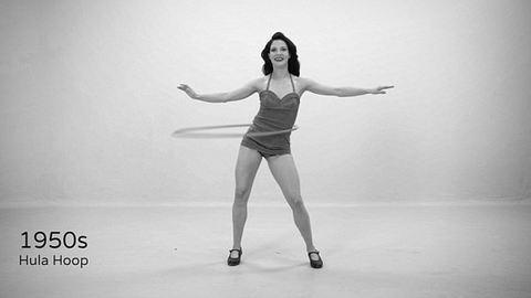 100 év női edzés 100 másodpercben – videó