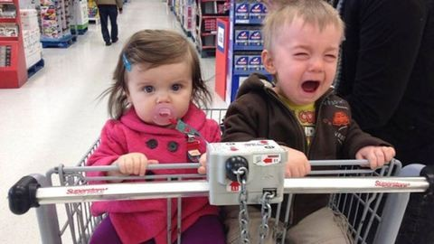 13 tipp, hogy ne hisztizzen a gyerek bevásárlás közben