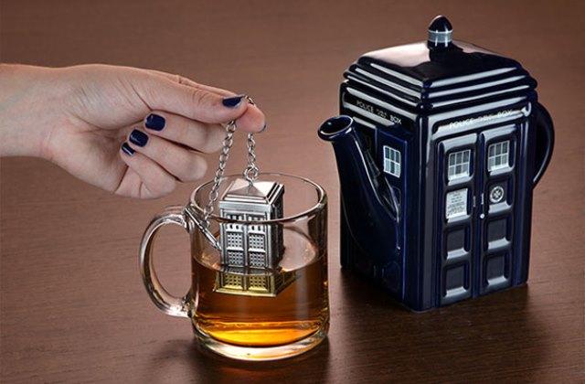 Ki vagy, doki? teakészítő