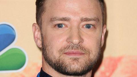 Justin Timberlake könnyekben tört ki – fotó