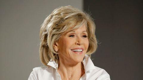 A 77 éves Jane Fonda alakjától leesett az állunk – galéria